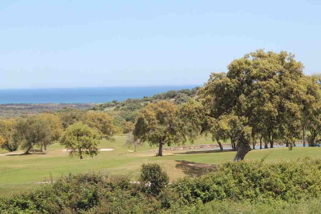 Casa Roble Golf view - San Roque New Course