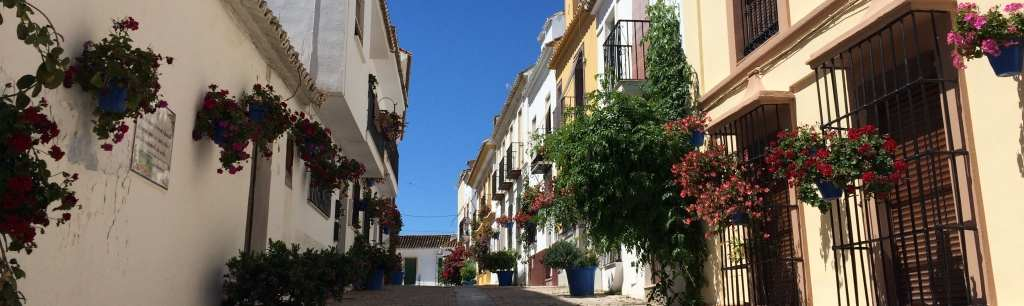 Estepona - traditional town