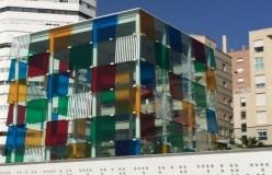 Malaga - Centre Pompidou